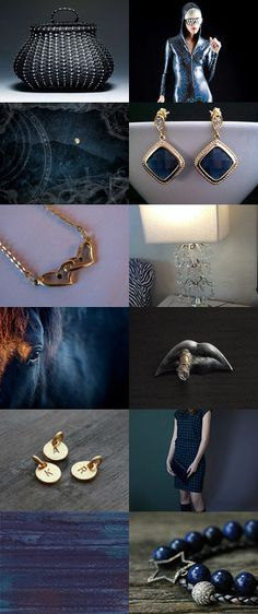 Blue Beauties by Ilona Rudolph on Etsy--Pinned with TreasuryPin.com