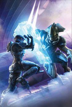 ArtStation - Halo: Escalation #20, Isaac Hannaford