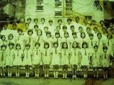 Grade 3 - Section B, University of Santo Tomas, Manila, 1976 University Of The East, University Of Santo Tomas, Private School, Public School, My First Teacher, Quezon City, Class Pictures, City Streets, Pinoy