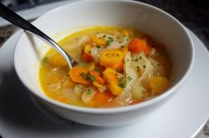 Dinner Tonight: Alice Waters's Carrot Soup | Serious Eats : Recipes