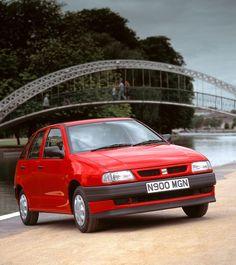 SEAT Ibiza MK II 1995