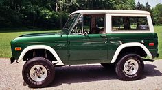 1974 Ford Bronco 351 ci Maintenance/restoration of old/vintage vehicles: the material for new cogs/casters/gears/pads could be cast polyamide which I (Cast polyamide) can produce. My contact: tatjana.alic@windowslive.com