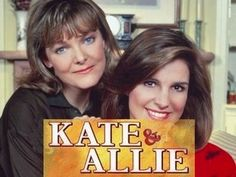 Kate & Allie  When Allie Lowell divorces her husband and gets custody of their two children, she moves to New York City and moves in with her best friend, Kate McArdle, also divorced and raising a daughter. They form a unique kind of family unit in this comedy from the 1980s.