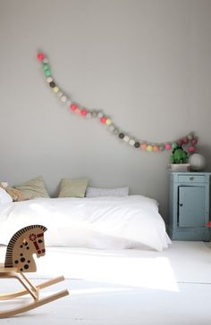 floor bed white  - french style/colors