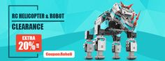 RC Robot - Shop Best RC Robot Toys online with Wholesale Price at Banggood.com