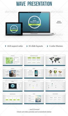 Completely editable risk matrix powerpoint template for high impact wave powerpoint template graphicriver wave powerpoint template corporate looking yet beautiful and clean looking presentation template toneelgroepblik Image collections