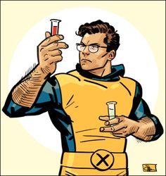 Weird Science Hank McCoy by ~DocShaner on deviantART