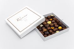 They are unique, special and irreplaceable. Celebrate mom with our special edition chocolates.