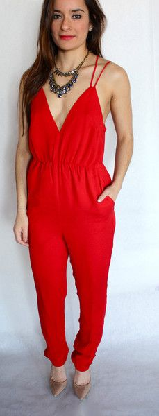 710328a2abd Paprika Jumpsuit. Jessica Escalante · J. Luxe Boutique