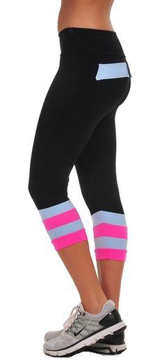 Capri Women Gym Clothes
