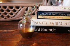 DIY Glass DIY Exquisite Golden Vase DIY Glass