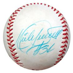 Kirby Puckett Autographed NL Baseball PSA/DNA #Q88099 . $199.00. This is an Official National League Baseball that has been hand signed by Kirby Puckett. The autograph has been authenticated by PSA/DNA. It comes with their hologram sticker and matching certificate.