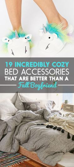 19 Insanely Cozy Accessories That Will Make You Never Want To Leave Your Bed