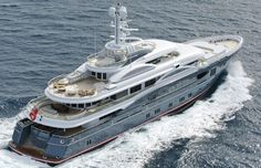 """Super Yacht """"Kismet"""" - Seatech Marine Products / Daily Watermakers"""