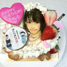 きゃんちさんのケーキ
