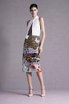 Mary Katrantzou | Resort 2015 Collection | Style.com