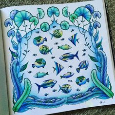 """Lost ocean 