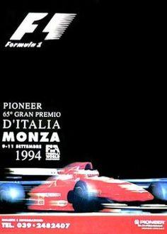 Italian Grand Prix / Autodromo di Monza / 1994