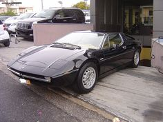 Maserati Merak 3.0 V6 EΛΛΗΝΙΚO '1975 - 69900.0 EUR - Car.gr
