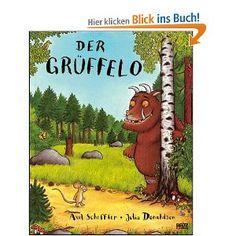 Der Grüffelo Axel Scheffler
