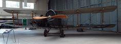 Bristol F2B 1917 Imperial War Museum Duxford