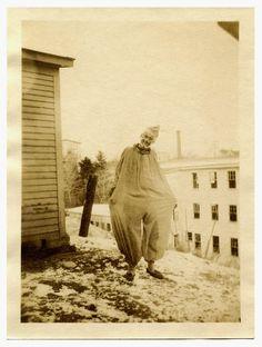 34-photos-vintage-de-clown-horribles-et-terrifiants-9 34 photos vintage de clowns horribles et terrifiants
