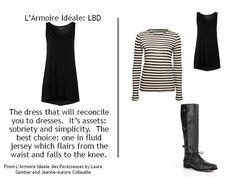 The Vivienne Files: L'Armoire Idéale: little black dress - seven ways