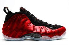 detailed look 45678 ac379 Foamposite 1 in Metallic Red Jordan 11, Nike Air Jordan 6, Nike Clearance,