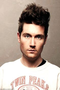 dan smith from Bastille - you're hipster but i like it