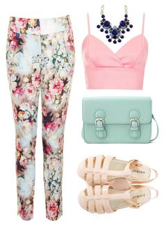 """""""spring"""" by stephanienora ❤ liked on Polyvore"""