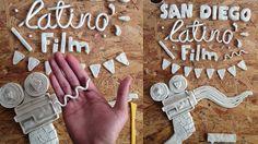 SAN DIEGO LATINO FILM FESTIVAL on Behance