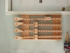 Home-Made Bar Clamps! An easy way to build some Bar Clamps and save some scratch!