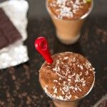 Crazy Woman Chocolate Blender Pudding