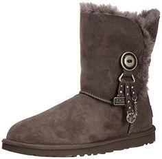UGG Australia Womens Azalea Boot Grey