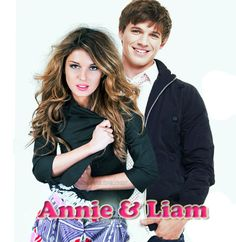 images of 90210 Annie and Liam - Google Search