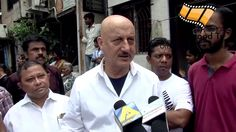 Poster Launch Of Anupam Kher's Film Ranchi Diaries