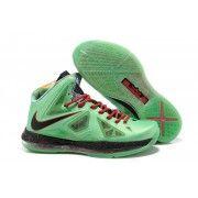 541100-300 Nike LeBron X+ Cutting Jade Seaweed Atomic Green Hasta G07004 $89.99 http://www.blackonshoes.com/nike+lebron/nike+lebron+10