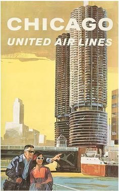 Chicago - United Air Lines