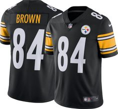 90fa33826be Nike Men's Home Limited Jersey Pittsburgh Steelers Antonio Brown #84
