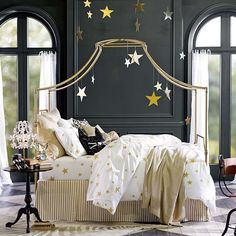 Beautiful, wondering if the canopy can be sold separately  hmm -- Maison Canopy Bed   PBteen