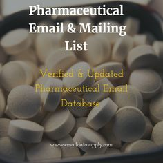 We can decide on whether to purchase or not, marketers need a quality and genuine Pharmaceutical email database and Pharmaceutical email database in usa, uk, Pharmaceutical and Europe. Contact List, Business Emails, Email Campaign, Email List, Geography, Boxes, Meet, Organization, Marketing