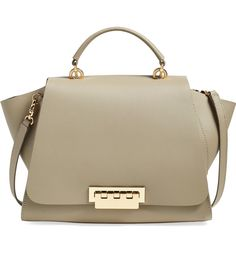 916e3cd36051 Main Image - ZAC Zac Posen 'Eartha' Soft Top Handle Satchel Spring Work  Outfits