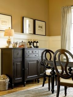 988670 in by Universal Furniture in Macon, GA - Summer Hill Serving Buffet - Midnight. High Quality Furniture, Large Furniture, Dining Room Furniture, Dining Rooms, Dining Table, Modern Platters, Modern Sideboard, Wood Shelves, Discount Furniture