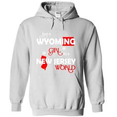 WYOMING NEW JERSEY Girl 06Red T-Shirts, Hoodies. Check Price Now ==► https://www.sunfrog.com/States/WYOMING-NEW-JERSEY-Girl-06Red.html?id=41382