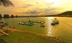 Black Mountain Water Park, Thailand