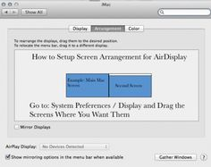 Use the Air Display App if You Need Another Screen for Your Mac