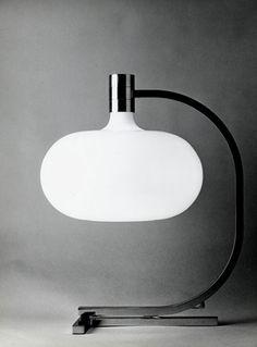 Franco Albini & Franca Helg, table lamp AS1C, 1969. Made for Sirrah.