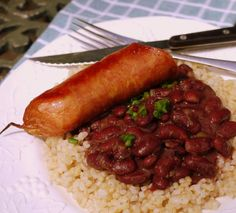 Monday Red Beans and Rice
