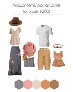 Family Pictures What To Wear, Summer Family Pictures, Family Pics, Sunday Pictures, Summer Photos, Family Picture Colors, Family Picture Outfits, Picture Ideas, Photo Ideas