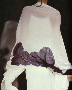 Yohji Yamamoto S/S 1995